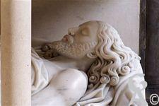 La cathédrale - Portrait sculpté