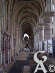 La cathédrale - Déambulatoire