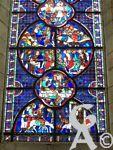 La cathédrale - Verrière