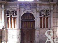 La cathédrale - Clôture de chapelle. Siècle : 2e moitié 16e siècle; 17e siècle.