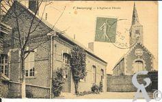 Le passé - L'église et l'école