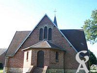 L'église - Chevet