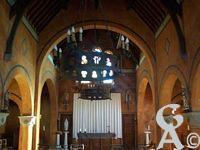 L'église - Vue intérieure