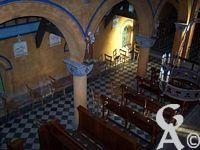 L'église - Vue de la tribune