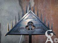 L'église - Porte cierges