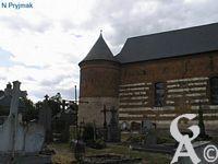 L'église - Côté droit