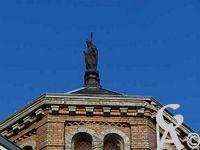 L'église - Le dôme