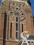 L'église - Détail du clocher