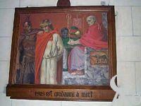 L'église - Chemin de Croix de Gabriel Girodon
