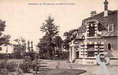Le Tronquoy - Château avant la guerre de 1914-1918