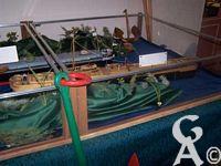 Le touage de Riqueval - Le musée : maquette