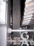 Le touage de Riqueval - Le toueur : la salle des machines