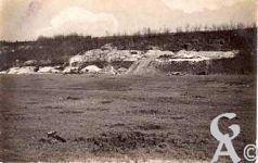 Le Tronquoy - Le château après la guerre de 1914-1918