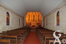 L'église - Intérieur de l'église