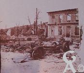 Photos pendant la Guerre - Section auto-allemande.