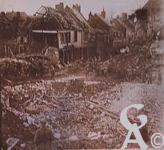 Photos pendant la Guerre - Prise de Ham (Somme)