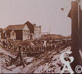 Photos pendant la Guerre - Ham pendant la poursuite.
