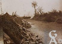 Pendant la Guerre - Prise du village.
