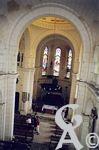 L'église - L'intérieur