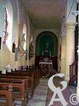 L'église - Un bas-côté