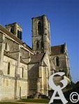 L'abbaye St Martin