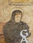 L'abbaye St Michel - Ces peintures murales sont en effet conformes à six planches d'un recueil de 24 gravures, réalisées par Heinrich Stäcker de Munich qui mettent en scène la vie même de saint Benoît, et que le peintre de Saint-Michel a recopié dans un style naïf.