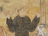 L'abbaye St Michel - A l'abbaye, rien ne devait être rude ou pesant et la règle de Saint-Benoît se caractérisa par son équilibre, sa mesure.