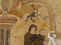 L'abbaye St Michel - Par crainte des moines errants, Saint-Benoît imposa la stabilité.