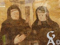 L'abbaye St Michel - Par peur des ascèses excessives, il prévit les repas et le sommeil.