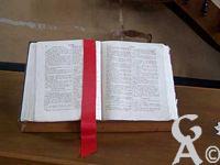 Le temple - La Bible