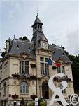 L'Hôtel de Ville - Château-Thierry est une commune française, située dans le département de l'Aisne et la région Picardie.