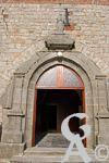 L'église - Le porche