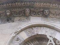 L'église - Corbeaux