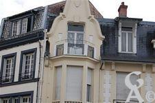 Les façades et les rues