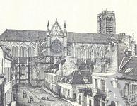 La Cathédrale dans le passé - Cathédrale