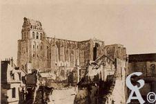 Les rues en ruines - La Basilique