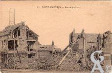 Les rues en ruines - Rue de la Fère
