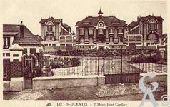 L'horphelinat et l'hospice Cordier dans le passé