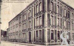 Le lycée de jeunes filles (La Ramée) - Le Lycée de Jeunes Filles