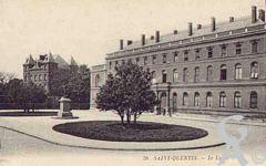 Le lycée Henri Martin dans le passé - Le Lycée Henri Martin