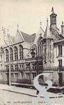 La Place de l'Hôtel de Ville dans le passé - L'Hôtel de Ville