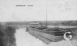 Le canal - Le port