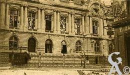 Les Monuments et Edifices en ruines - Le Palais de Fervaques