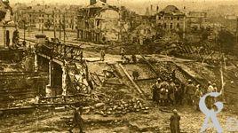 Les Monuments et Edifices en ruines - Pont du canal