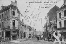 Les rues en ruines - Rue Saint Jean