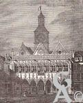 La Place de l'Hôtel de Ville dans le passé - Façade