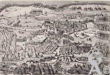 Les documents anciens - Siège de Saint-Quentin en 1557