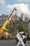 Le vieux puits - Travaux effectués le 29/05/2009, vers 11 heures.