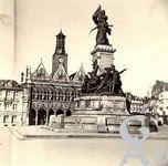 La Place de l'Hôtel de Ville dans le passé