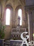 L'église Notre-Dame de Lourdes - Chapelle Saint Christophe
